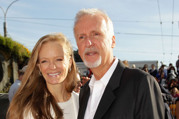 "James Cameron ""The Hobbit: An Unexpected Journey"" World Premiere"