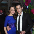 James Carpinello ASPCA'S 18th Annual Bergh Ball Honoring Edie Falco And Hilary Swank - Reception