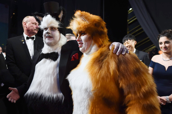 92nd Annual Academy Awards - Backstage