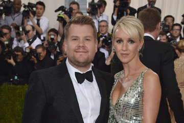 James Corden 'Manus x Machina: Fashion In An Age of Technology' Costume Institute Gala - Arrivals