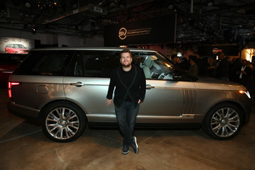 James Corden Jaguar Land Rover Introduces Three New Vehicles From Its Special Vehicle Operations Division, Including Global Debut Of Top Of The Line 2018 Range Rover SVAutobiography
