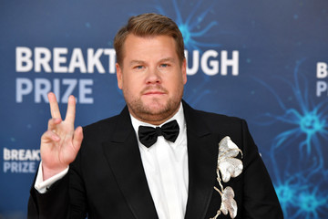 James Corden 2020 Breakthrough Prize - Red Carpet