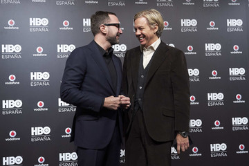 James Costos HBO Spain Presentation - Premiere
