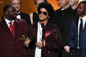 James Fauntleroy 60th Annual GRAMMY Awards - Show