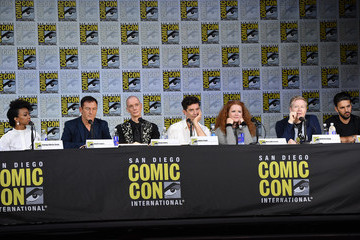 James Frain Comic-Con International 2017 - 'Star Trek: Discovery' Panel