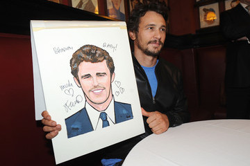 James Franco 'Meant to Be' Book Launch Party
