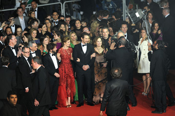 James Franco Jennifer Howell 'As I Lay Dying' Premieres in Cannes