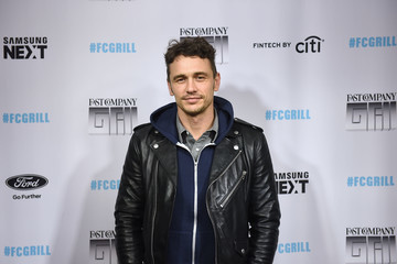 James Franco Fast Company Hosts a Pre-Reception for a Screening of 'The Disaster Artist' at the FC Grill in Austin