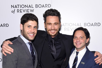 James Franco The National Board of Review Annual Awards Gala - Inside