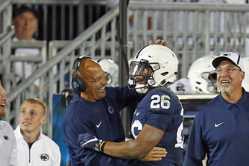 James Franklin Michigan v Penn State