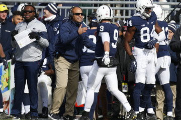 James Franklin Rutgers v Penn State
