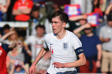 James Garner Norway vs. England - UEFA European Under-17 Championship: Quarter Final