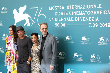 "James Gray ""Ad Astra"" Photocall - The 76th Venice Film Festival"