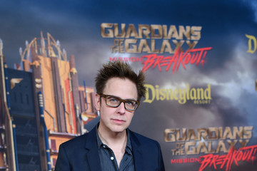James Gunn Guardians of the Galaxy - Mission: BREAKOUT! Grand Opening