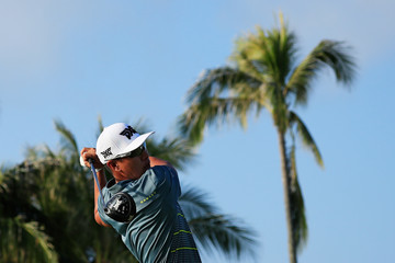 James Hahn Sony Open in Hawaii - Preview Day 3
