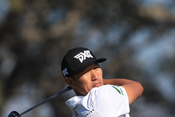 James Hahn Farmers Insurance Open - Round One