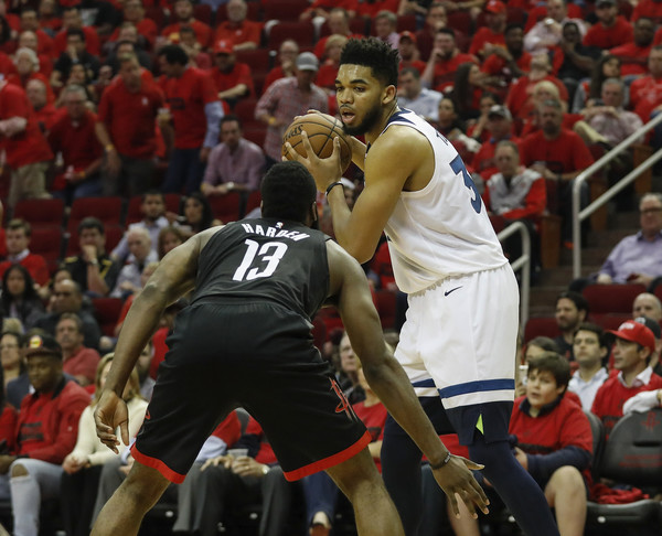 Minnesota Timberwolves vs. Houston Rockets - Game Five