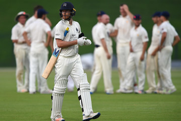 James Harris MCC v Middlesex - Day Three