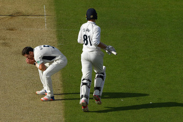 James Harris Warwickshire v Middlesex - Specsavers County Championship: Division One