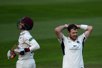 James Harris Somerset v Middlesex - Specsavers County Championship: Division One