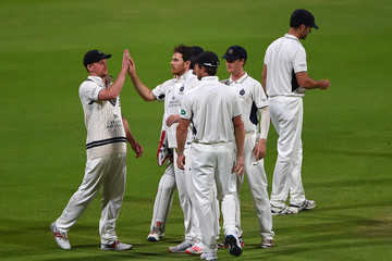 James Harris MCC v Middlesex - Day Two