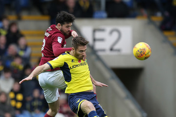 James Henry Oxford United v Northampton Town - Sky Bet League One
