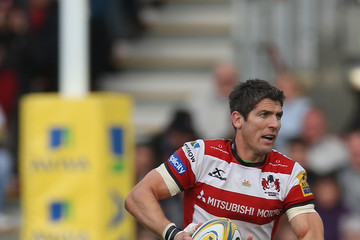 James Hook Gloucester Rugby v Exeter Chiefs - Aviva Premiership