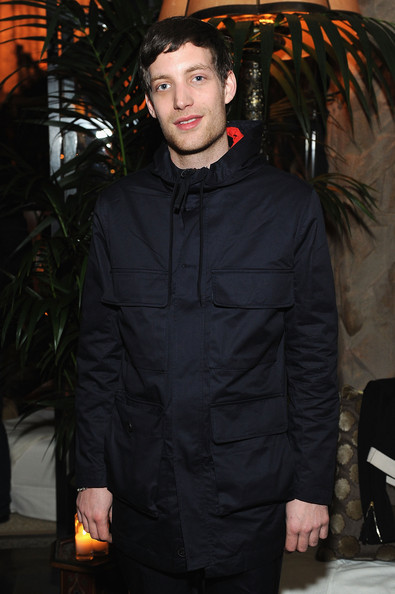 James Jagger James Jagger attends the Marni at H amp M Collection Launch    James Jagger