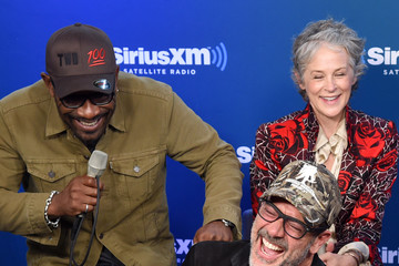 James Jeffrey SiriusXM 'Town Hall' With the Cast of 'The Walking Dead'