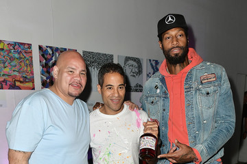 James Johnson Hennessy V.S Limited Edition Bottle Launch - Miami