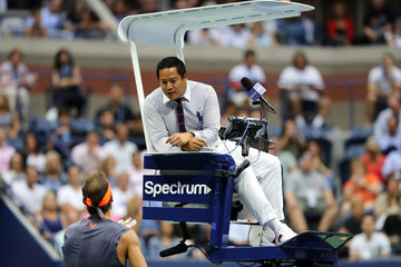 James Keothavong 2018 US Open - Day 12