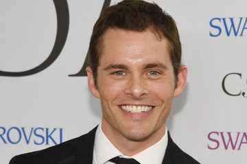 James Marsden CFDA Fashion Awards' Winners Walk