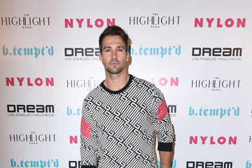 James Maslow NYLON's It Girl Party at the Highlight Room at Dream Hollywood