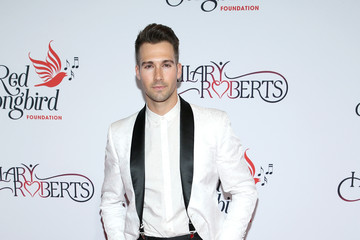 James Maslow Hilary Roberts Birthday Celebration  And The Red Songbird Foundation Launch