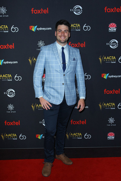 2018 AACTA Awards Presented By Foxtel | Industry Luncheon - Red Carpet []