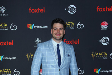 James Mason 2018 AACTA Awards Presented By Foxtel | Industry Luncheon - Red Carpet