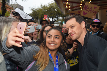 James McAvoy 'Atomic Blonde' Premiere - 2017 SXSW Conference and Festivals