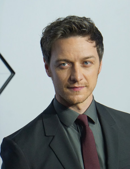 """James McAvoy Pictures - """"X-Men: Days Of Future Past"""" World ..."""