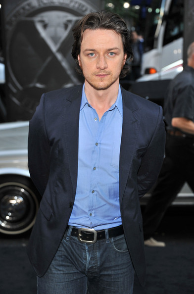 "James McAvoy Pictures - ""X-Men: First Class"" New York ...