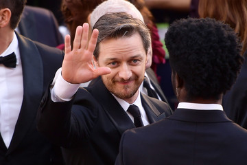 James McAvoy 91st Annual Academy Awards - Fan Arrivals