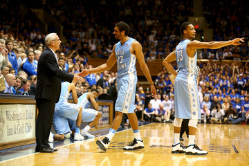 James Michael McAdoo North Carolina v Duke