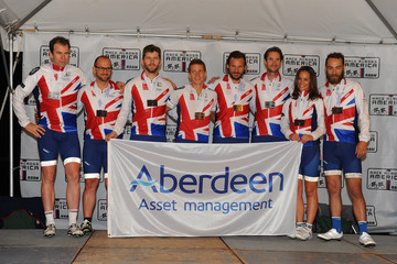 James Middleton Race Across America 2014
