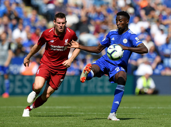 Image result for Ndidi and Milner