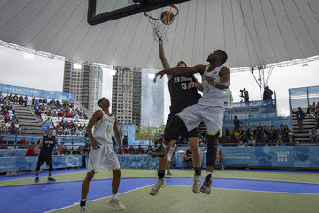 James Moore Basketball 3x3 - Buenos Aires Youth Olympics: Day 6