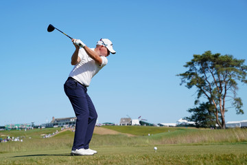 James Morrison US Open - Round One