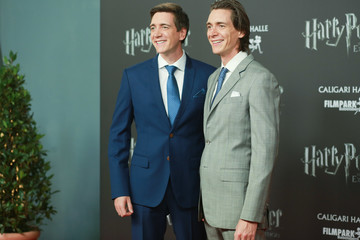 James Phelps 'Harry Potter: The Exhibition' VIP Opening In Berlin
