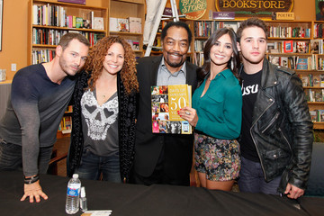 James Reynolds Casey Moss 'Days of Our Lives' Book Signing