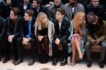 James Righton Burberry Prorsum Runway Show