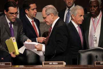 James Risch Kerry, Lew and Moniz Testify at Senate Hearing on Iran Nuclear Agreement Review