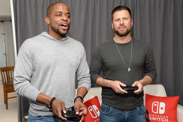 James Roday Nintendo At The TV Insider Lounge At Comic-Con International 2017